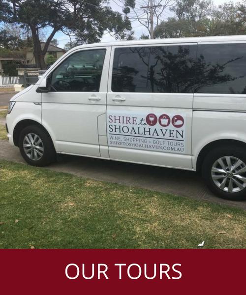 Shire to Shoalhaven Van
