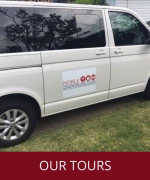 Noble Tours Van