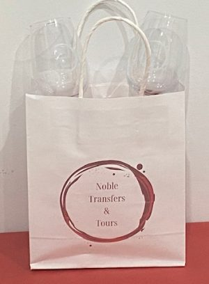free glass with every tour